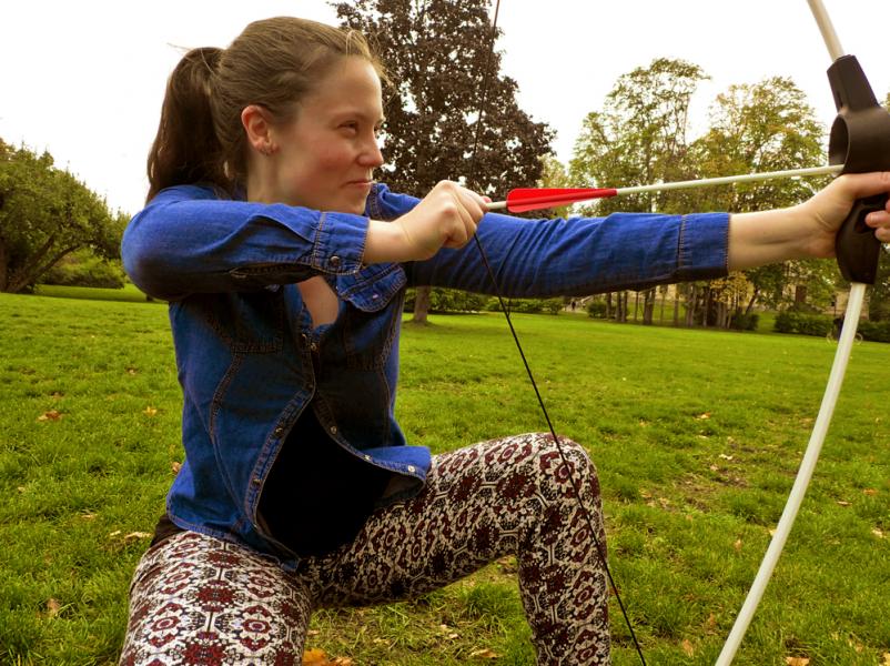 Spela Archery Tag