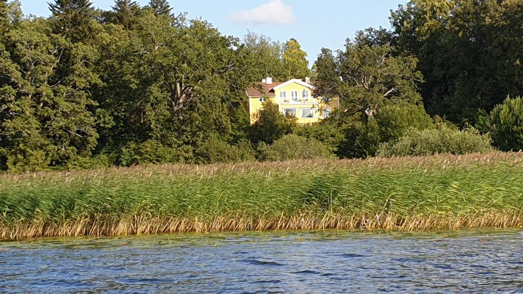 Ragnhildsvik-sjösidan
